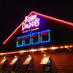 Photo taken at Bone Daddy's House of Smoke by Eric F. on 12/7/2012