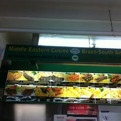 Photo taken at Strand Arcade International Food Court by Mohd Rafiel A. on 2/9/2013