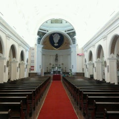 Photo taken at Catedral Metropolitana de Nossa Senhora da Ponte by Wesley Carlos on 11/24/2012