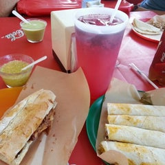 "Photo taken at Taqueria ""chico che"" by Raul R. on 7/29/2014"