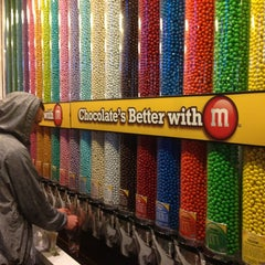 Photo taken at M&M's World by Lanre A. on 6/7/2013