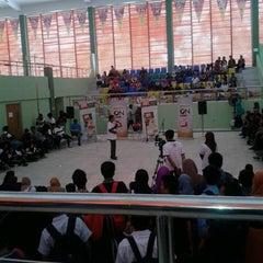 Photo taken at Universitas Islam Riau (UIR) by Sukma N. on 4/23/2013