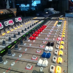 Photo taken at WNOW 92.3 Now FM by Matt R. on 12/20/2012