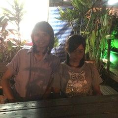 Photo taken at Baobao Drinks & Restaurant by Fern C. on 4/20/2014