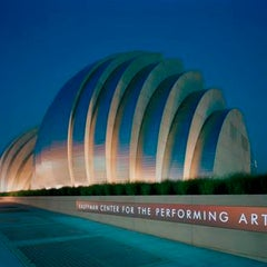 Photo taken at Kauffman Center for the Performing Arts by Kauffman Center for the Performing Arts on 11/22/2013