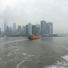 Photo taken at Staten Island Ferry Boat - John A. Noble by Miriam L. on 6/27/2013