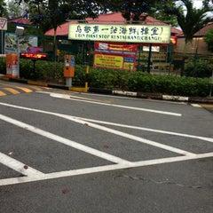 Photo taken at Changi Village by Kevin G. on 1/19/2013