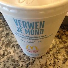 Photo taken at McDonald's by Corné P. on 4/18/2013