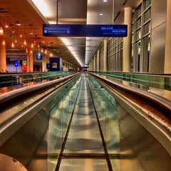 Photo taken at Minneapolis-St. Paul International Airport (MSP) by Jeff G. on 11/11/2013