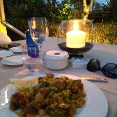 Photo taken at Café La Falua by Екатерина М. on 7/19/2013