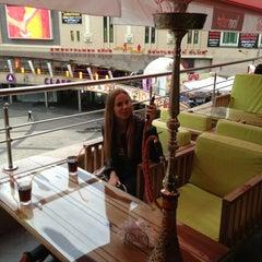 Photo taken at Linas Cafe by Oksana I. on 9/19/2013