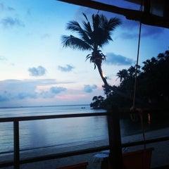 Photo taken at Haadlad Prestige Resort And Spa Koh Phangan by milana on 11/18/2015