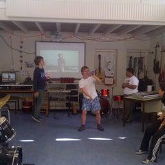 Photo taken at Bernardusschool by Johanneke B. on 7/12/2013