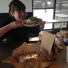Photo taken at Chipotle Mexican Grill by Richard P. on 5/13/2013