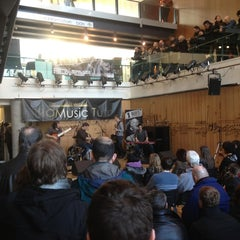 Photo taken at Colston Hall by Ozge C. on 3/2/2013