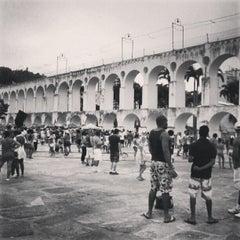 Photo taken at Lapa by Saulo C. on 2/10/2013