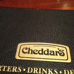 Photo taken at Cheddar's by Shay H. on 5/17/2013