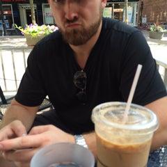 Photo taken at Espresso Royale Cafe by Megan H. on 7/23/2014