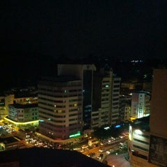 Photo taken at Gaya Centre Hotel by Faizal L. on 10/24/2012