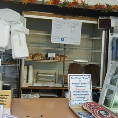 Photo taken at Virginia Bakery by Steena M. on 10/13/2012