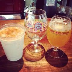 Photo taken at Kudu Coffee & Craft Beer by Lauren L. on 8/16/2013