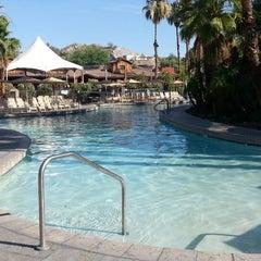 Photo taken at Pointe Hilton Squaw Peak Resort by Richie U. on 6/13/2013