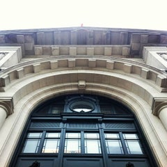 Photo taken at Pacific Central Station by Robert W. on 4/12/2013