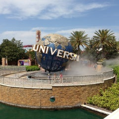 Photo taken at Universal Studios Florida by Shay T. on 4/13/2013