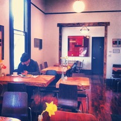 Photo taken at Fiore Caffè by justine . on 4/6/2013
