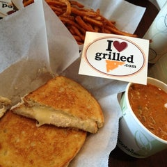 Photo taken at Grilled Cheese & Co by ✌Maryanne D. on 9/25/2012