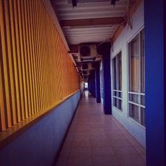 Photo taken at Universitas Batam (UNIBA) by Multi S. on 7/15/2014