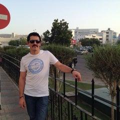 Photo taken at Matam Sagheer المأتم الصغير by kaan k. on 9/22/2014
