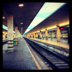 Photo taken at Stazione Firenze Santa Maria Novella by Marco G. on 1/17/2013