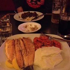 Photo taken at Gaumenkitzel Restaurant by Yoko M. on 4/7/2015