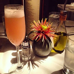 Photo taken at Trattoria #10 by Shannon B. on 10/10/2014