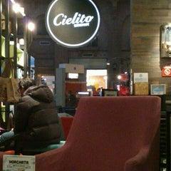 Photo taken at Cielito Querido Café by Andrea B. on 6/22/2013