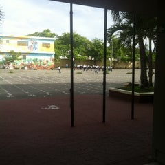 Photo taken at Colegio Loyola by Jose F. on 8/29/2014