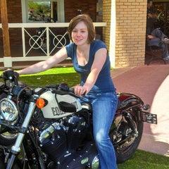 Photo taken at Arrowhead Harley-Davidson by Marnie K. on 3/31/2014