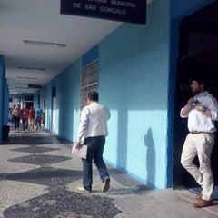 Photo taken at Prefeitura Municipal de São Gonçalo by Roberta T. on 7/18/2014
