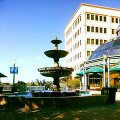 Photo taken at Kleman Plaza by Alex Y. on 10/26/2012