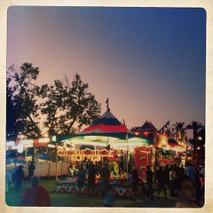 Photo taken at Alameda County Fairgrounds by Akshay P. on 7/6/2013