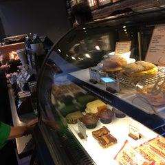 Photo taken at Starbucks by Sombath T. on 3/27/2015