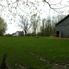 Photo taken at Conner Prairie Interactive History Park by Kathy S. on 4/27/2013