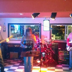 Photo taken at Swing Bridge Saloon by Sheila D. on 9/8/2013