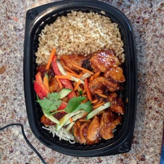 Photo taken at Pei Wei Asian Diner by Dallas M. on 10/11/2014