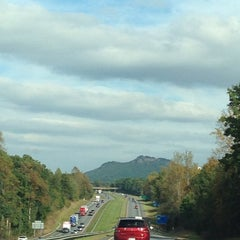 Photo taken at Interstate 85 by Gueni on 10/27/2013