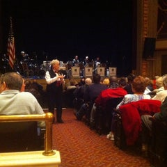 Photo taken at Schwartz Center for the Arts by Will G. on 11/12/2013