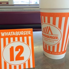 Photo taken at Whataburger by Gil G. on 12/5/2015