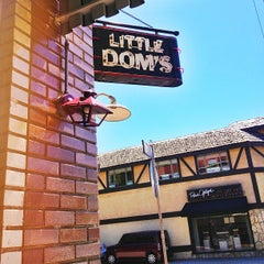 Photo taken at Little Dom's by Kellee V. on 4/19/2013