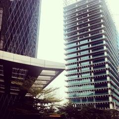 Photo taken at Bakrie Tower by Krissma B. on 6/25/2014